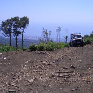 Jeep Ausflug auf den Vulkan