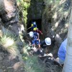Uscita Grotta dei ladroni