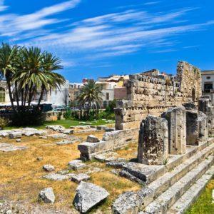 Excursion Syracuse Noto