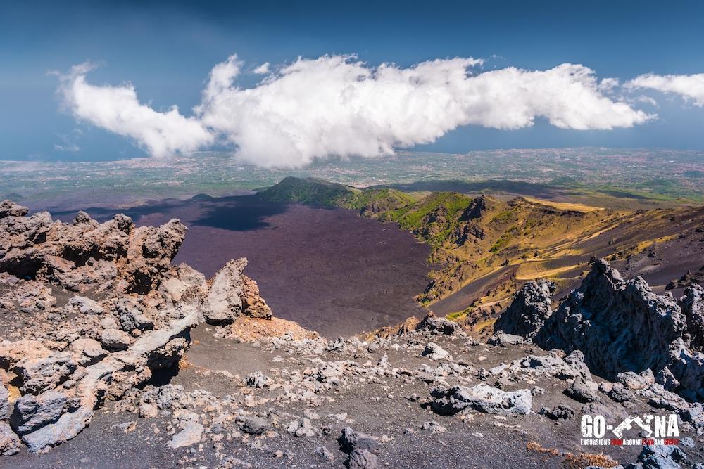 Randonnée Etna