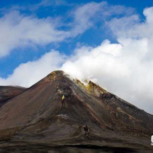 Ascension Etna telepherique