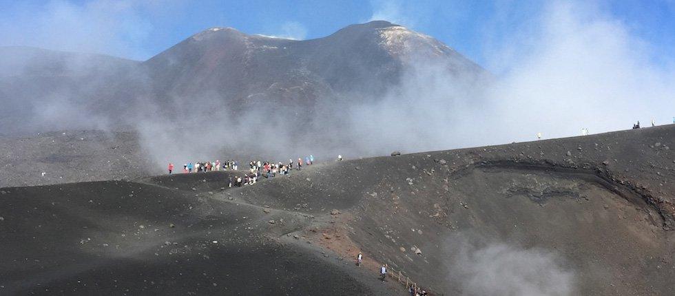 Émotion Etna à 3.000 mètres