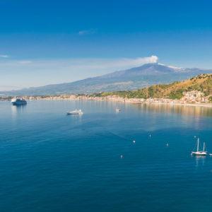 Etna et Taormina Tour