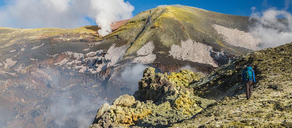 Trekking Etna - Ascension Sommet Etna