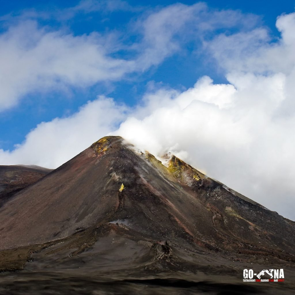 Cratères du sommet Etna