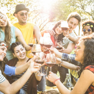 Dégustation des vins de l'Etna