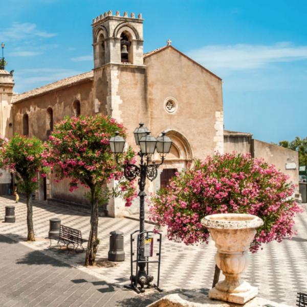 visite de Taormina
