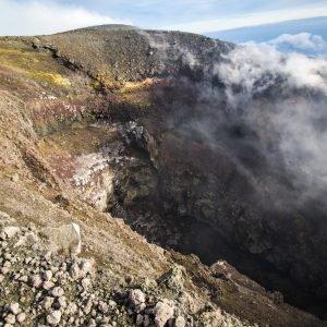 Visite Etna Sommet