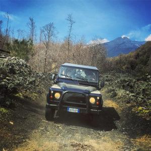 Excursions Etna en jeep