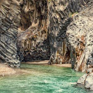 Les gorges Alcantara