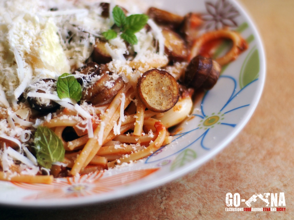 déjeuner typique sicilien