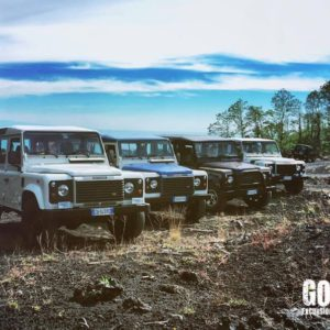 excursion Etna en 4×4