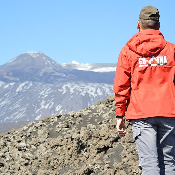 Etna Cratère Sud-Est