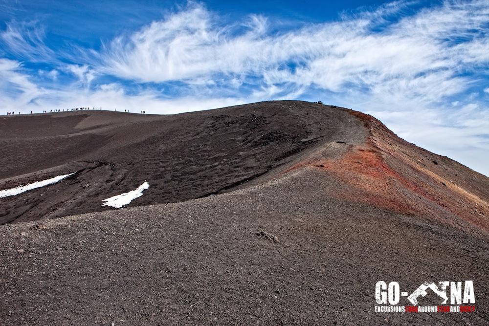 randonnée Etna 4x4