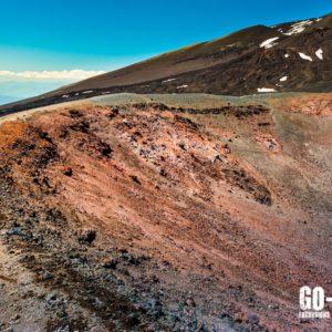 trekking sur les cratères
