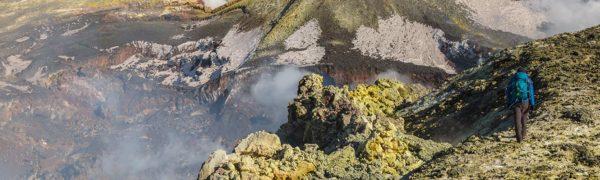 Excursion Etna Sommet