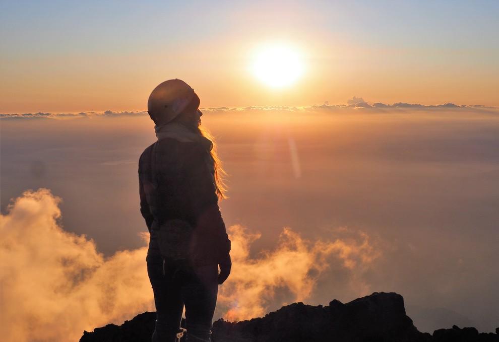 Etna Sommet