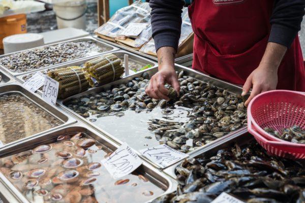 Mercato del Pesce de Catane